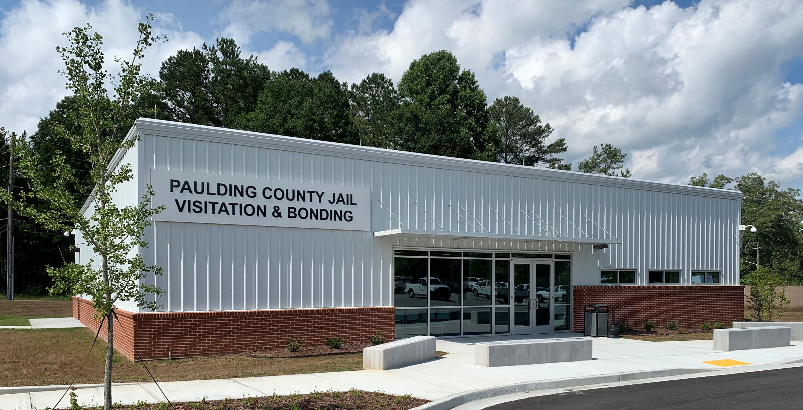 Jail Visitation and Bonding Center 2020